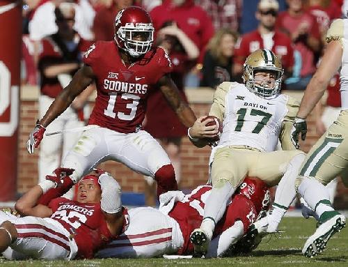 Big 12 football: Can Baylor salvage a season gone sour?