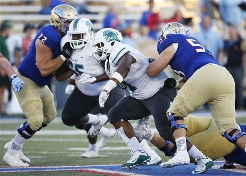 Tulane DT Tanzel Smart gets invited to play in Senior Bowl