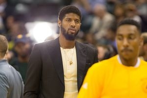 Paul George, C.J. Miles, Kevin Seraphin out vs. Thunder
