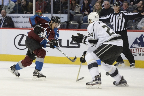 Avalanche's Fedor Tyutin and Rene Bourque have nothing but good things to say about Columbus