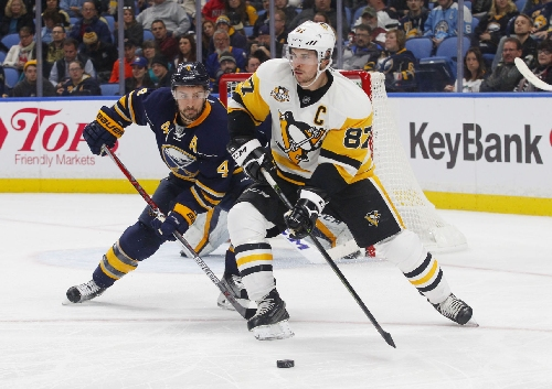 Metzer: Sidney Crosby producing goals at career-best rate