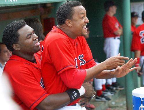 David Ortiz, Pedro Martinez left 2003 Boston Red Sox game early to eat chicken wings in Philly restaurant