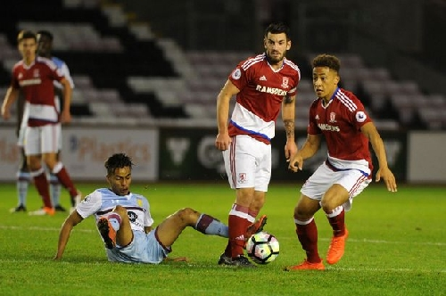Middlesbrough Under 18s return to winning ways at Wolves