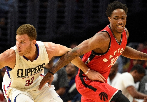 NBA A to Z: Blake Griffin's comedy and DeMar DeRozan's focus