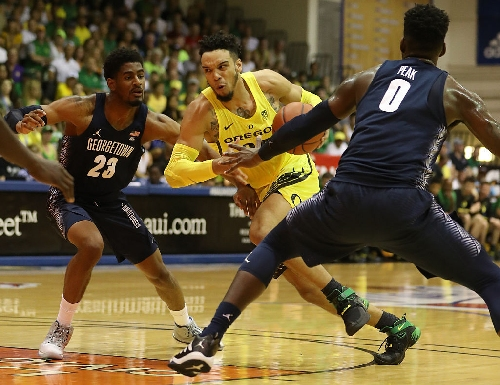 Maui Invitational: No. 13 Oregon Ducks vs. Tennessee Volunteers -- TV channel, live updates