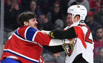 About last night … Canadiens lose 4-3 to Ottawa