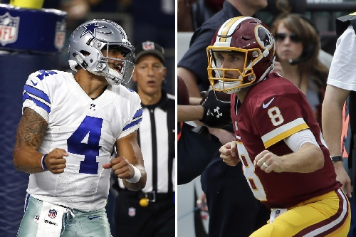 Cowboys, Redskins both rolling for Thanksgiving showdown The Associated Press