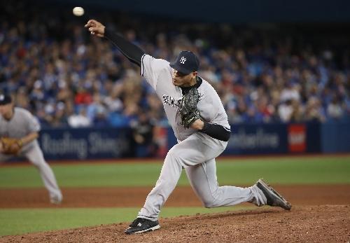 Yankees' Dellin Betances picks Dominican Republic over USA for World Baseball Classic