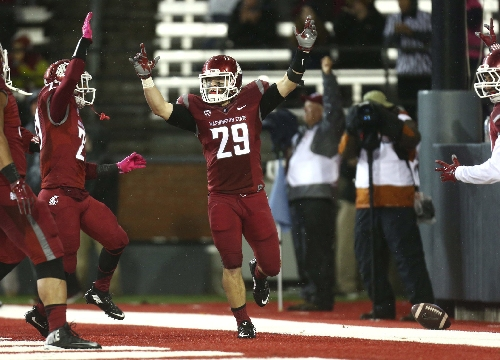 From Cougars walk-on to starter, WSU's Parker Henry has been motivated by mom's battle with MS