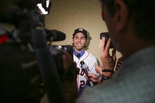 Astros not on Reddick's radar at beginning of free agency The Associated Press