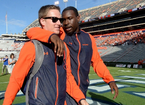 """He Is My Blood Brother"" – But Which Brother Starts the Iron Bowl?"