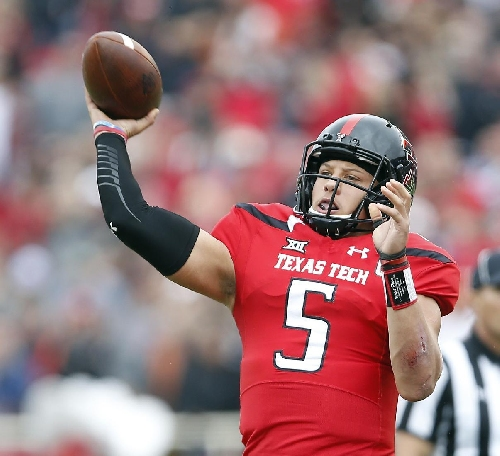 Texas Tech, Baylor winless in November for post-turkey game The Associated Press
