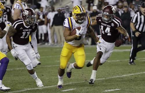 LSU dominates Aggies on bizarre night at Kyle Field, and other observations