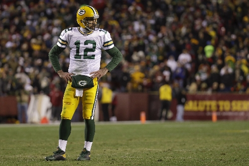Eagles 4 Downs: Stephen Tulloch scouts Packers' Aaron Rodgers