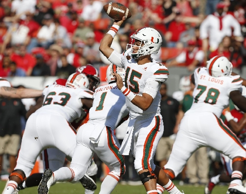 After wild kick return in 2015, Duke and Miami renew rivalry The Associated Press