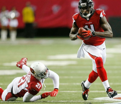 Patrick Peterson has different tone for Sunday's meeting with Julio Jones