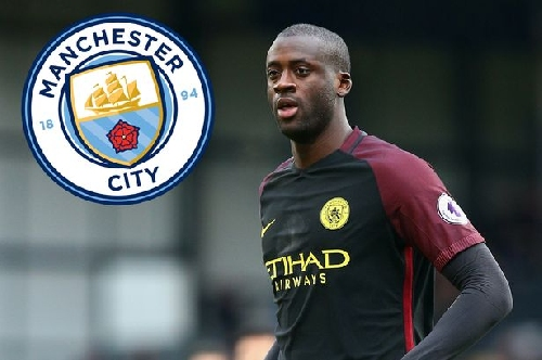 Man City manager Guardiola tells Toure he's not undroppable