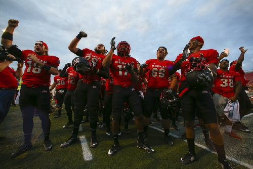 How to watch UNLV Football vs. UNR Saturday