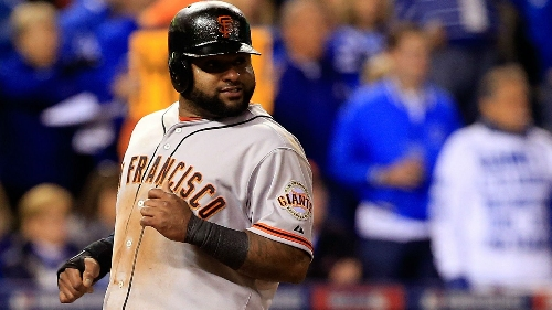 MLB trade rumors: Giants considering reunion with Pablo Sandoval