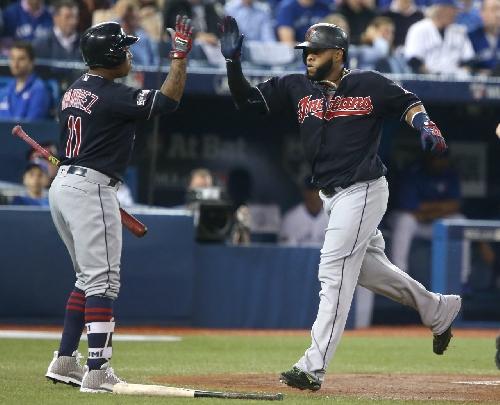 Can Carlos Santana, Jose Ramirez do it again for Cleveland Indians? Hey, Hoynsie