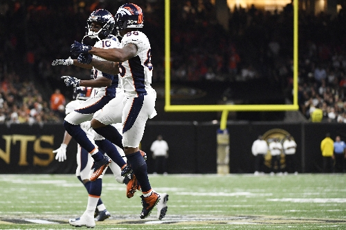 Demaryius Thomas Q&A: With Emmanuel Sanders, the Broncos have hungry WR duo