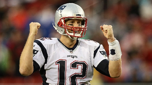 Brady joins Manning as NFL's all-time winningest QBs