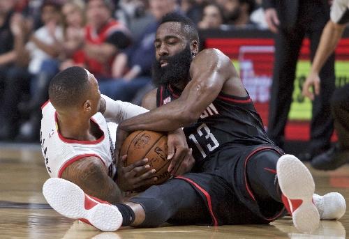 Portland Trail Blazers can't slow Houston Rockets in 130-114 shootout: Game rewind