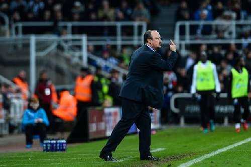 Rafa Benitez explains why he will stick with his rotation policy at Newcastle United