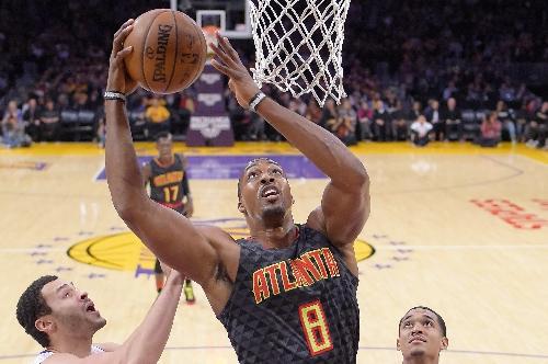 Lou Williams leads Lakers to season sweep of Hawks, 109-94 The Associated Press