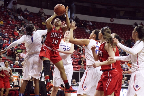 UNLV roundup: Lady Rebels top Mississippi to win home tournament, stay unbeaten