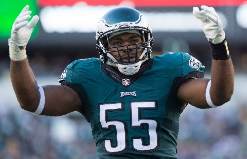 Coaches, scouts are impressed with Eagles' Brandon Graham