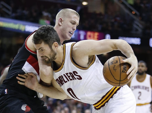 Kevin Love wins Player of the Week in Eastern Conference