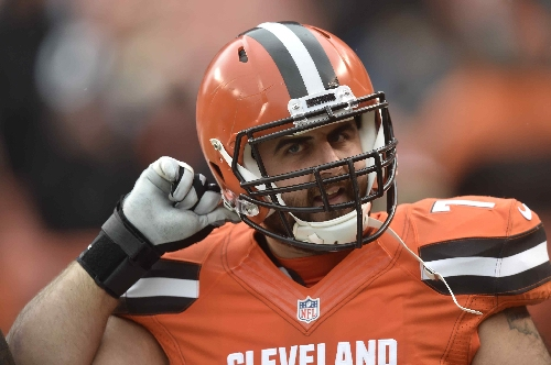 Cleveland Browns offensive line dealt another blow with John Greco going on injured reserve