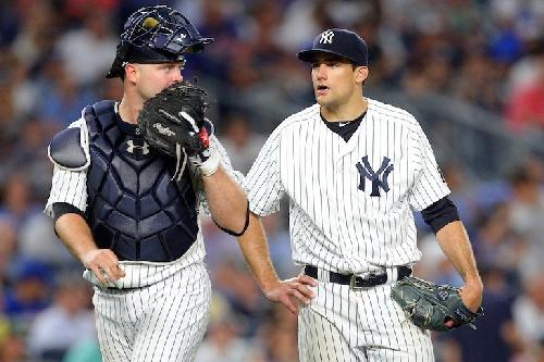 MLB hot stove: Yankees release Nathan Eovaldi