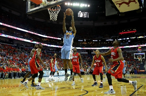 Why Nuggets' Wilson Chandler is having his best start ever