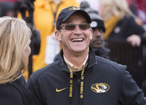 Gordon: Right people in place to deal with the Mizzou mess
