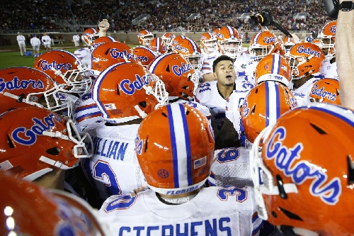 Chomping at Bits: Florida turns focus to Alabama, SEC Championship Game