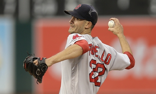 Boston's Porcello, Washington's Rendon win comeback awards The Associated Press
