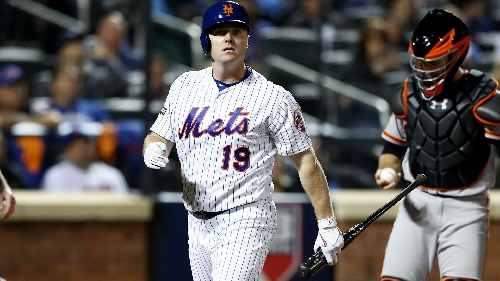MLB trade rumors: Blue Jays interested in Mets OF Jay Bruce
