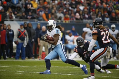 Tennessee Titans envision Derrick Henry's role as '4-minute back'