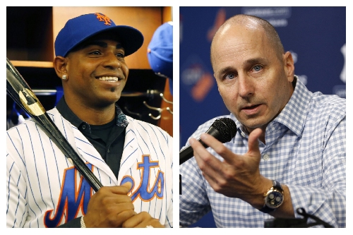 What Mets' Yoenis Cespedes signing means to Yankees
