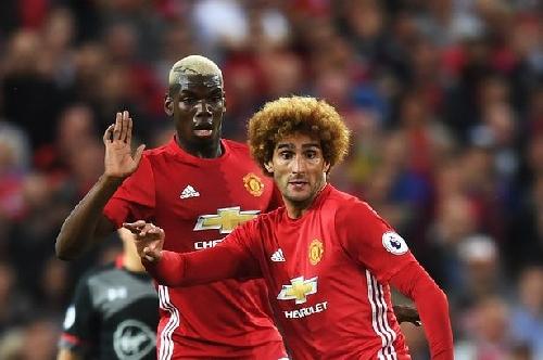 Manchester United manager Jose Mourinho makes shock admission over Marouane Fellaini
