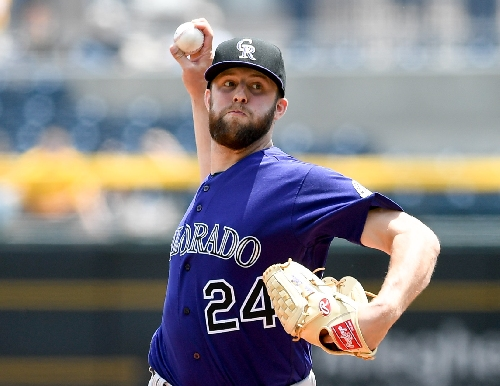 Jordan Lyles, Rockies agree to one-year deal, avoiding arbitration