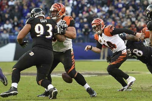 Ravens' Dumervil enjoys happy return from foot injury The Associated Press