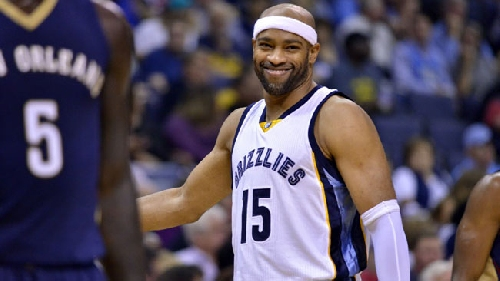 Vince Carter won't play in what could be his last game at the ACC