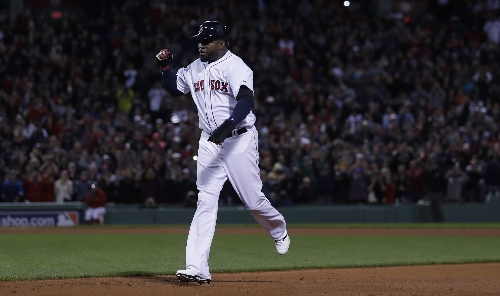 Red Sox's David Ortiz wins Edgar Martinez Outstanding Designated Hitter Award for eighth time