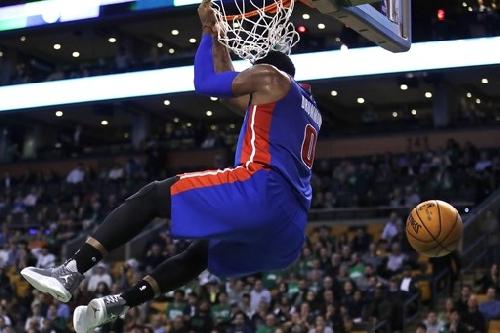 Caldwell-Pope scores 25 as balanced Pistons beat Celtics The Associated Press