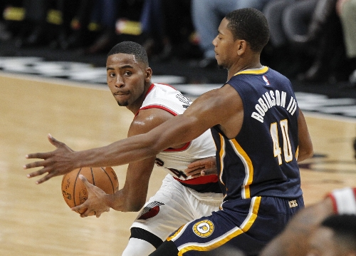 Lillard scores 28 as Trail Blazers beat Pacers 131-109 The Associated Press