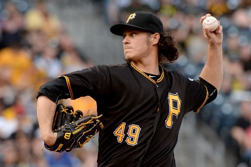 Pirates notebook: Jeff Locke is unsure of his next step