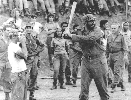 Did Yankees really give Fidel Castro a tryout?